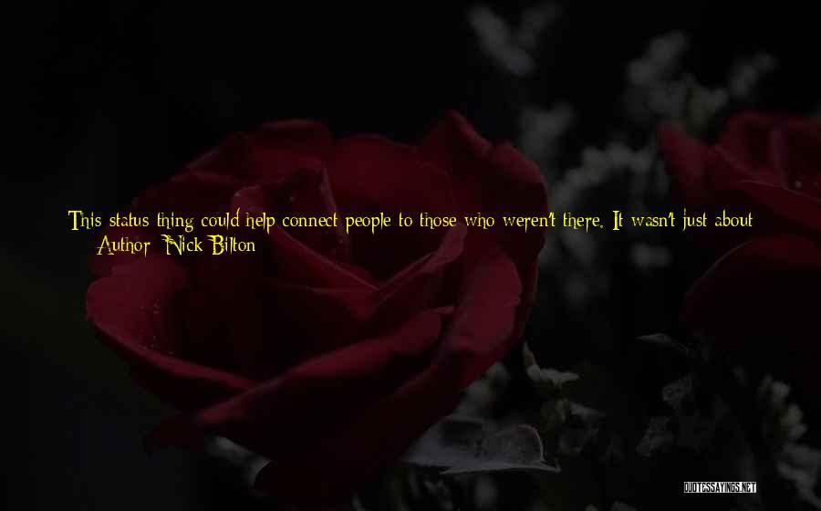 Nick Bilton Quotes 2232924