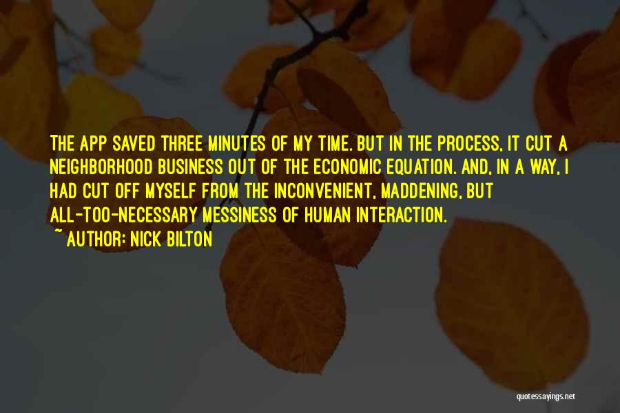 Nick Bilton Quotes 818454