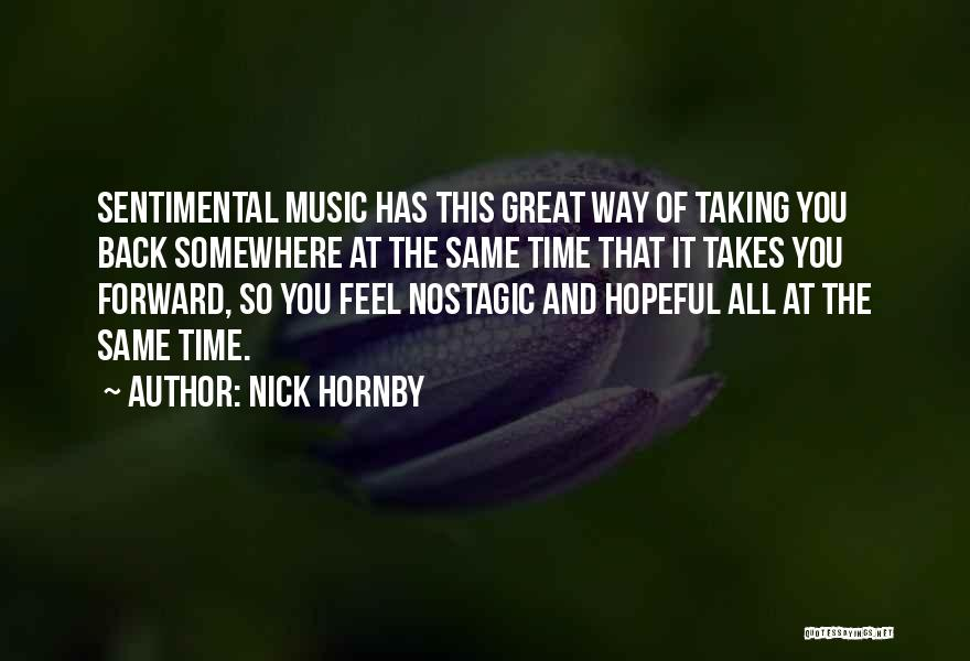 Nick Hornby Quotes 1051112
