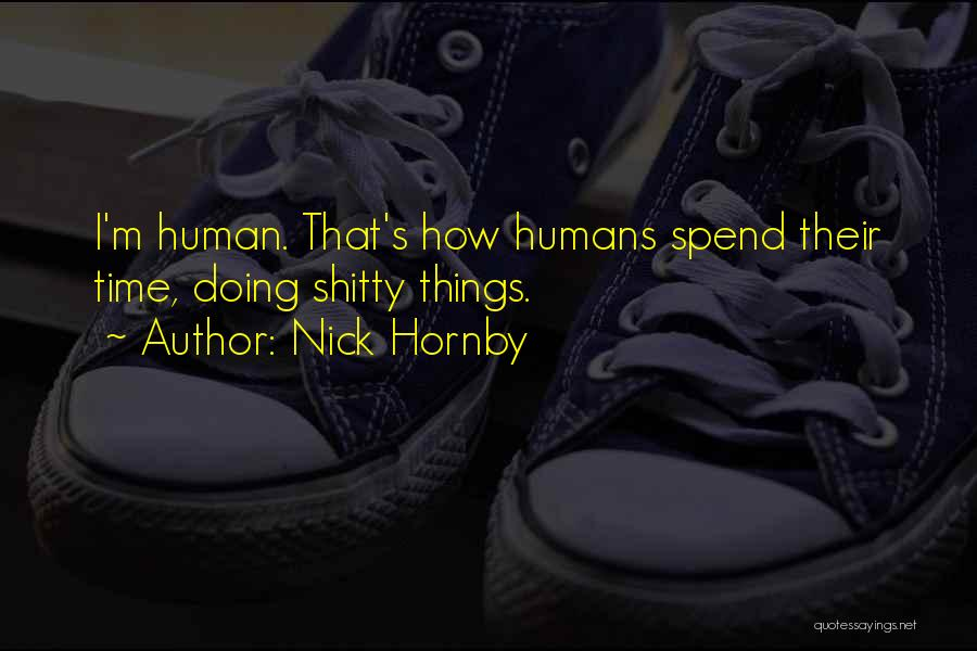 Nick Hornby Quotes 1061601