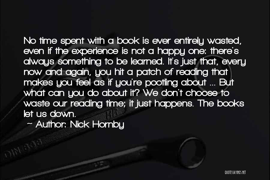 Nick Hornby Quotes 1235362