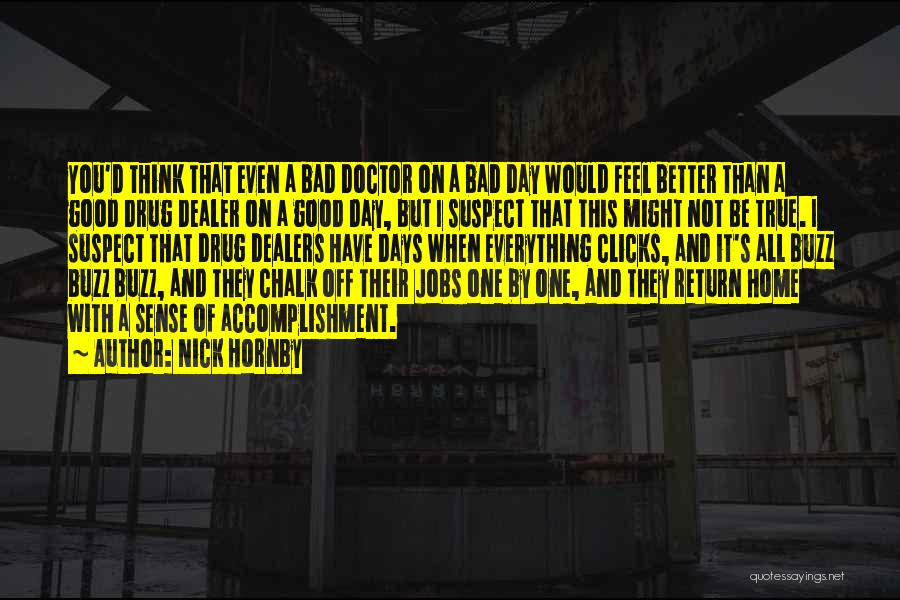 Nick Hornby Quotes 1417881