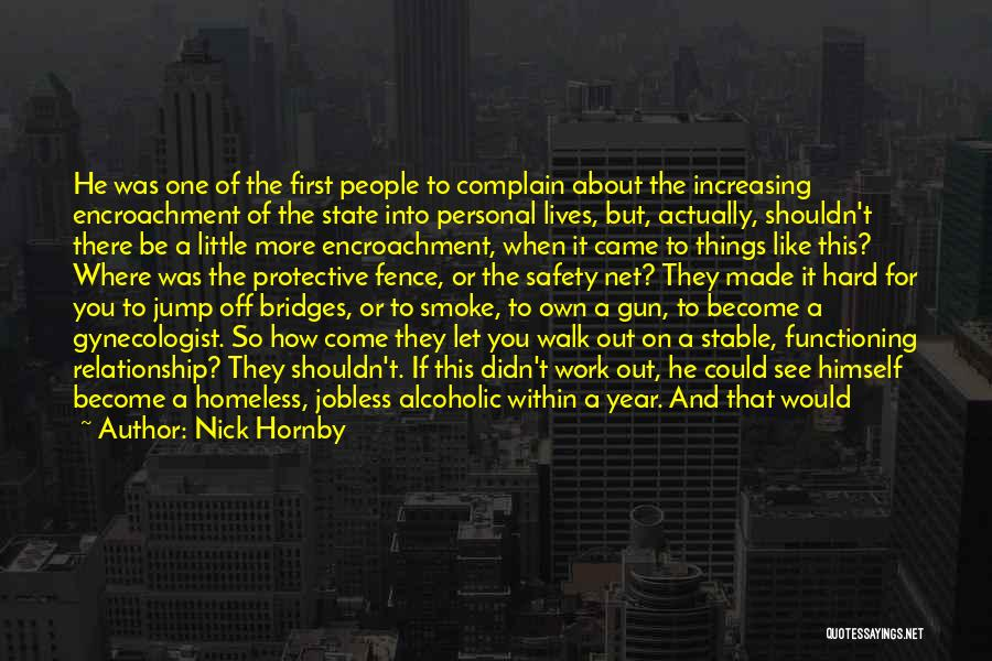 Nick Hornby Quotes 1597217