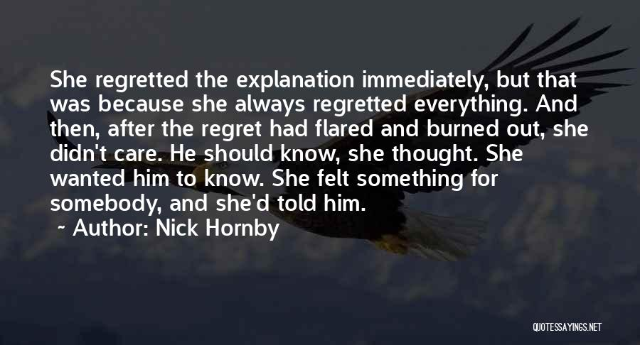 Nick Hornby Quotes 2182670