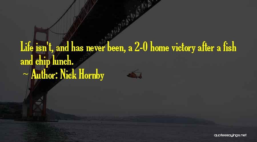 Nick Hornby Quotes 2184821