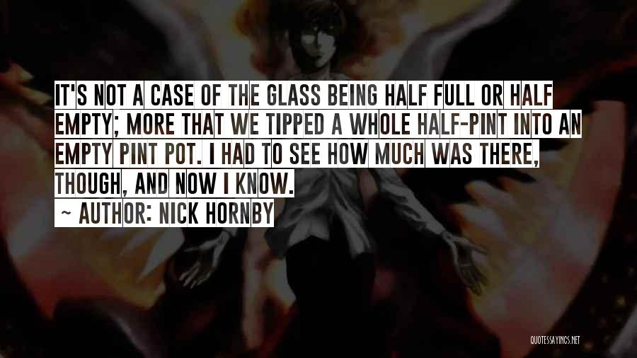 Nick Hornby Quotes 219138