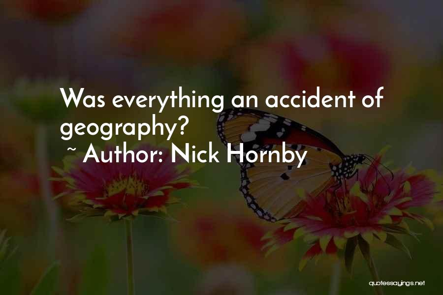 Nick Hornby Quotes 258040