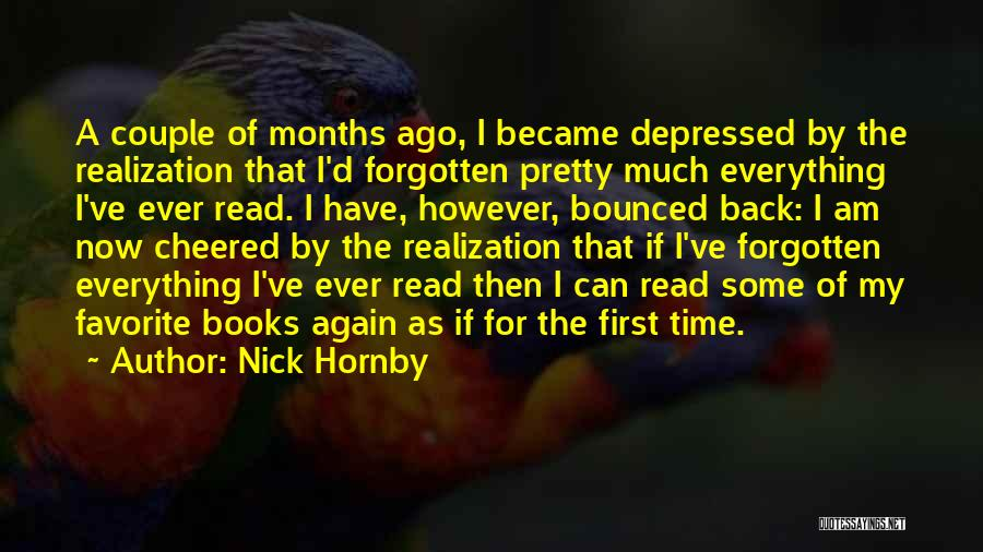 Nick Hornby Quotes 357943