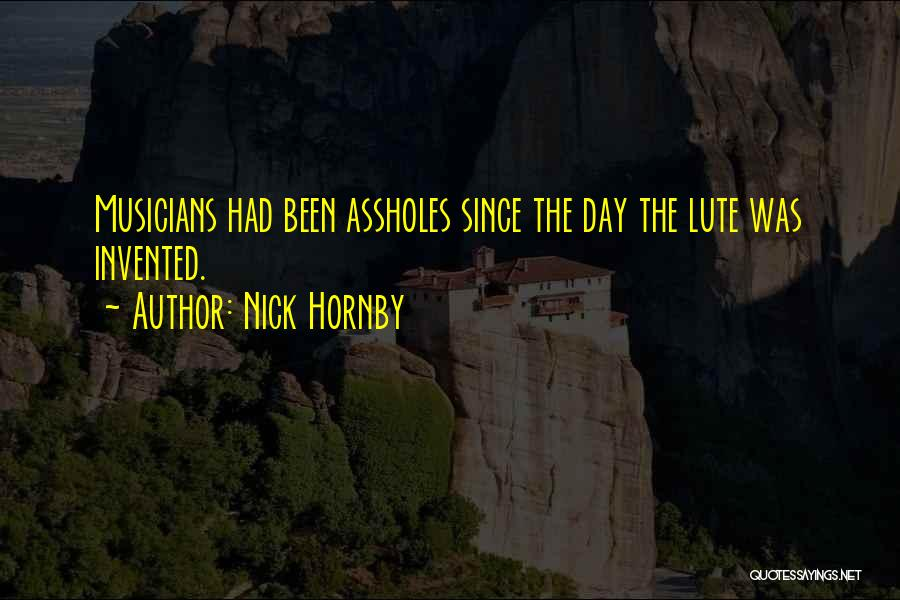 Nick Hornby Quotes 370361