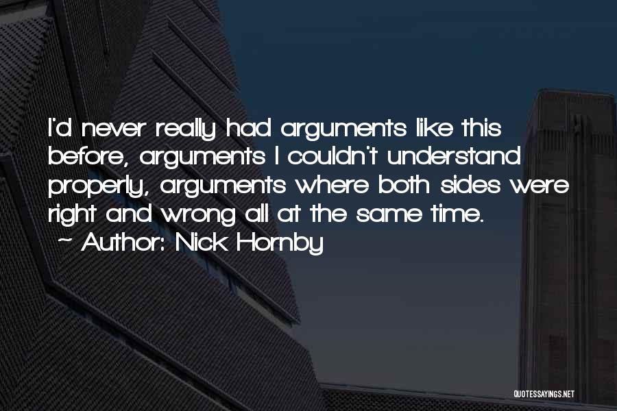 Nick Hornby Quotes 428074