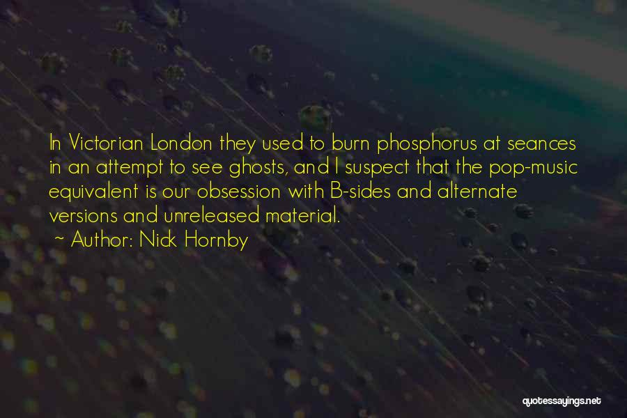 Nick Hornby Quotes 618345