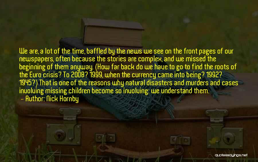 Nick Hornby Quotes 970201