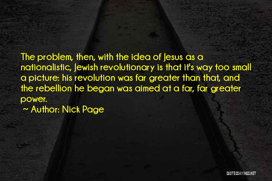 Nick Page Quotes 1730726
