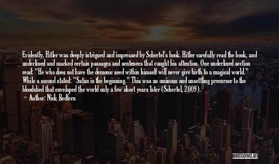 Nick Redfern Quotes 1317236