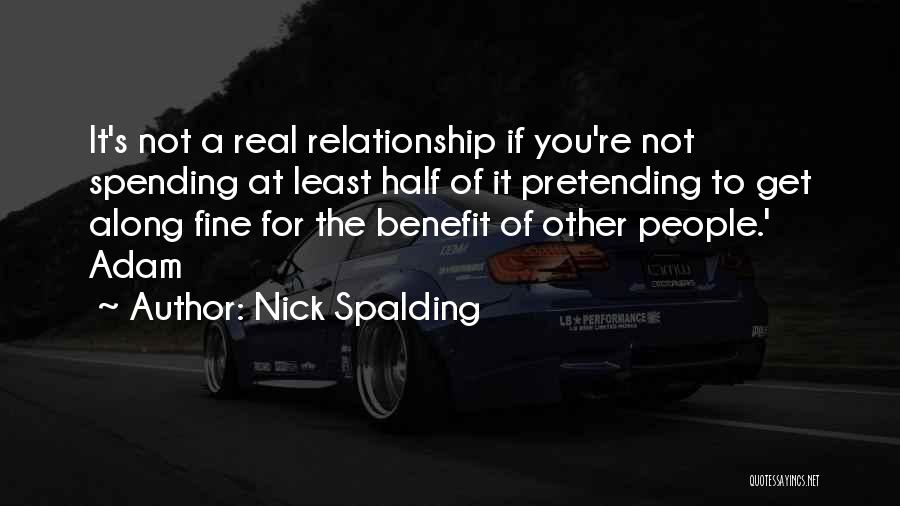Nick Spalding Quotes 1738211