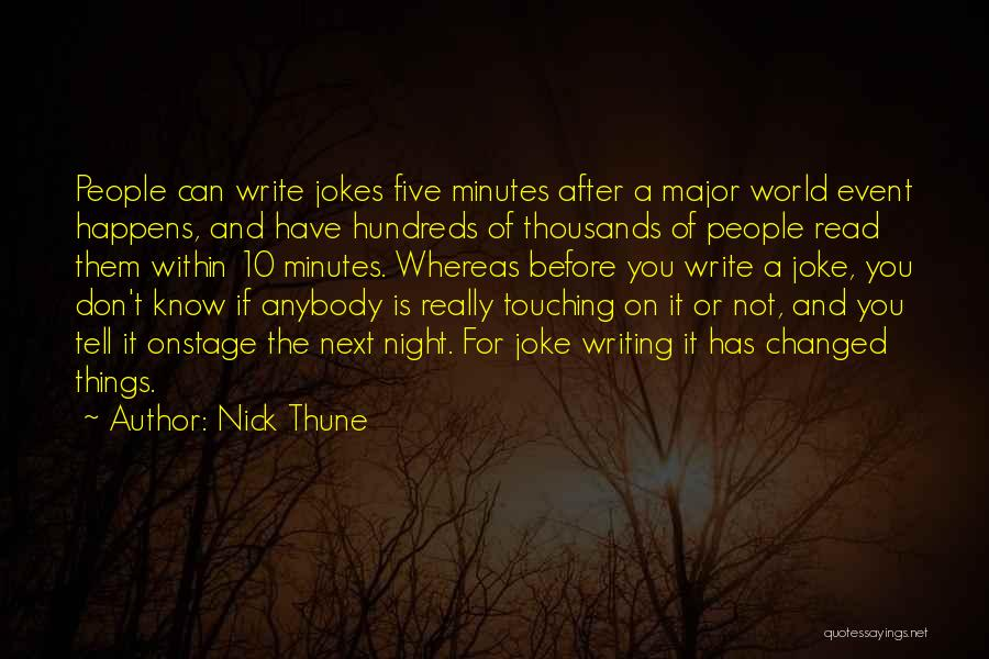 Nick Thune Quotes 1235485