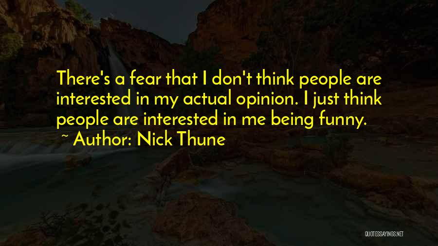 Nick Thune Quotes 1569099