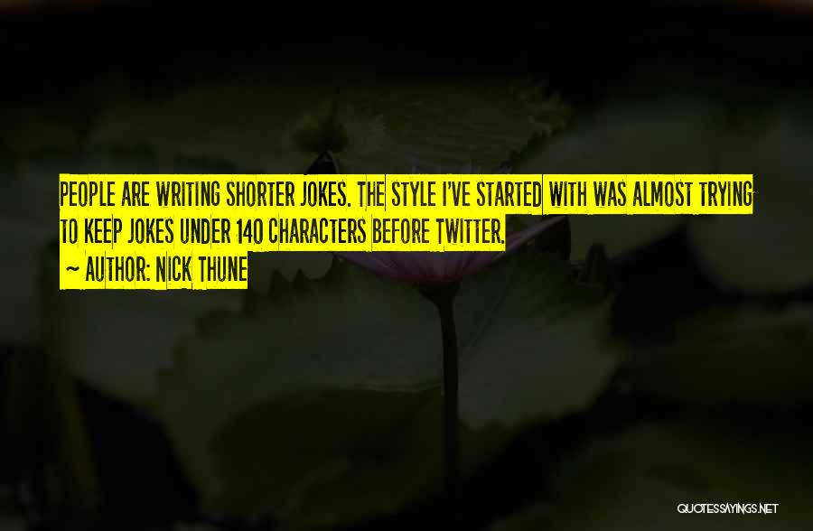 Nick Thune Quotes 2244585