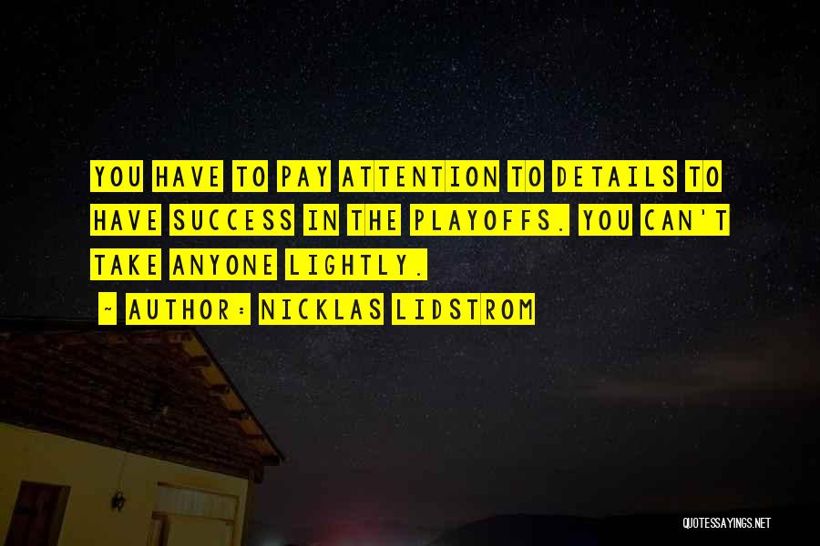Nicklas Lidstrom Quotes 2000735
