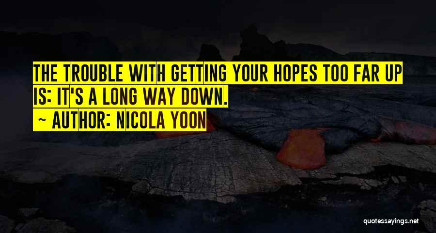 Nicola Yoon Quotes 1052480