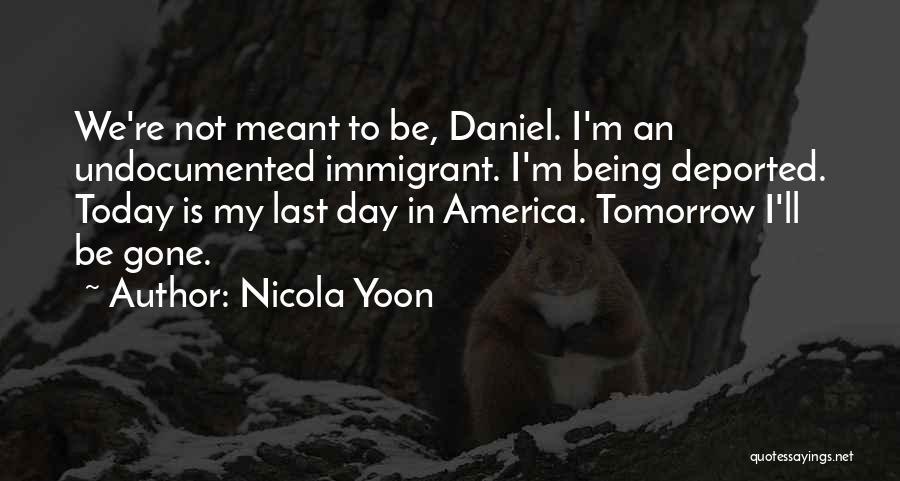Nicola Yoon Quotes 1058621