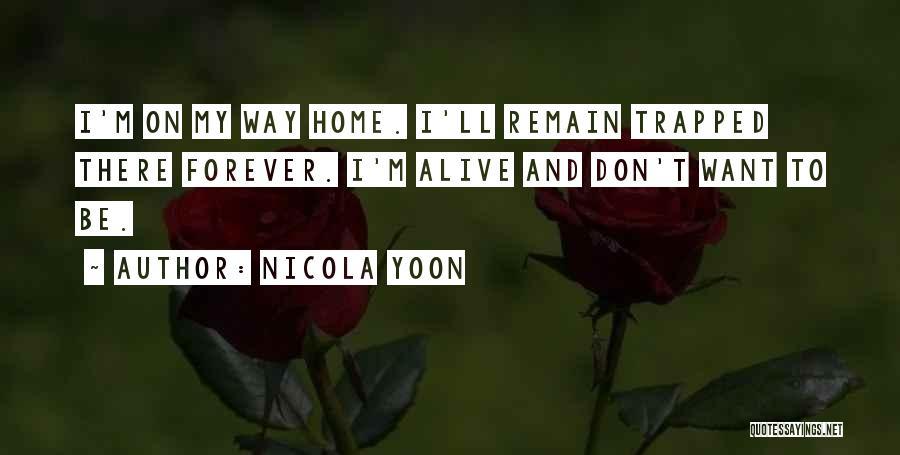 Nicola Yoon Quotes 1145483