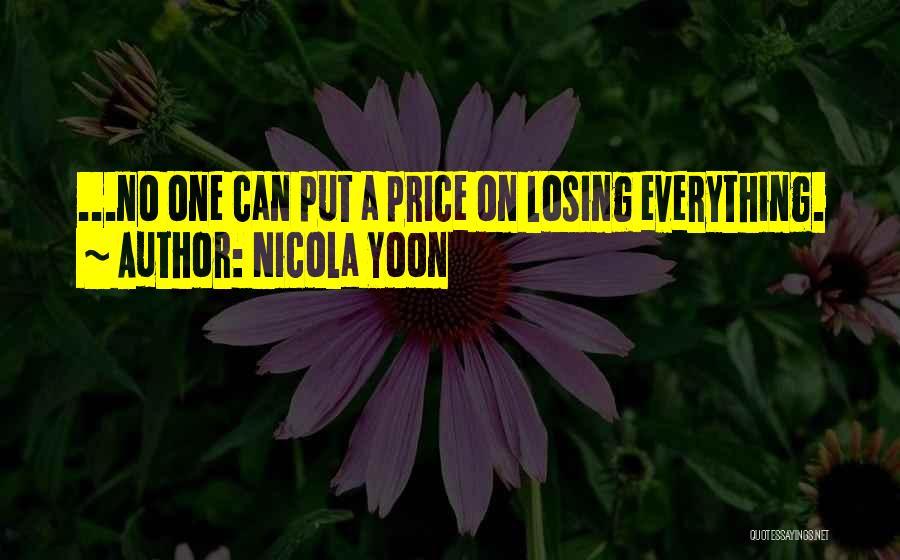 Nicola Yoon Quotes 1220006
