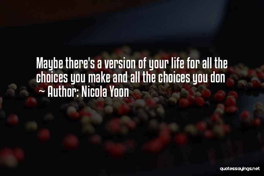 Nicola Yoon Quotes 1273971