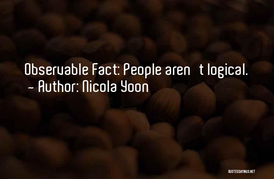 Nicola Yoon Quotes 1319407