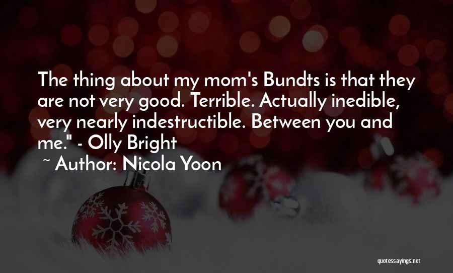 Nicola Yoon Quotes 1456813