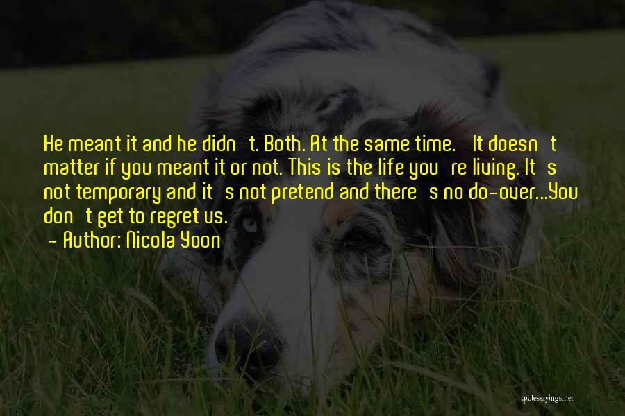 Nicola Yoon Quotes 1471548