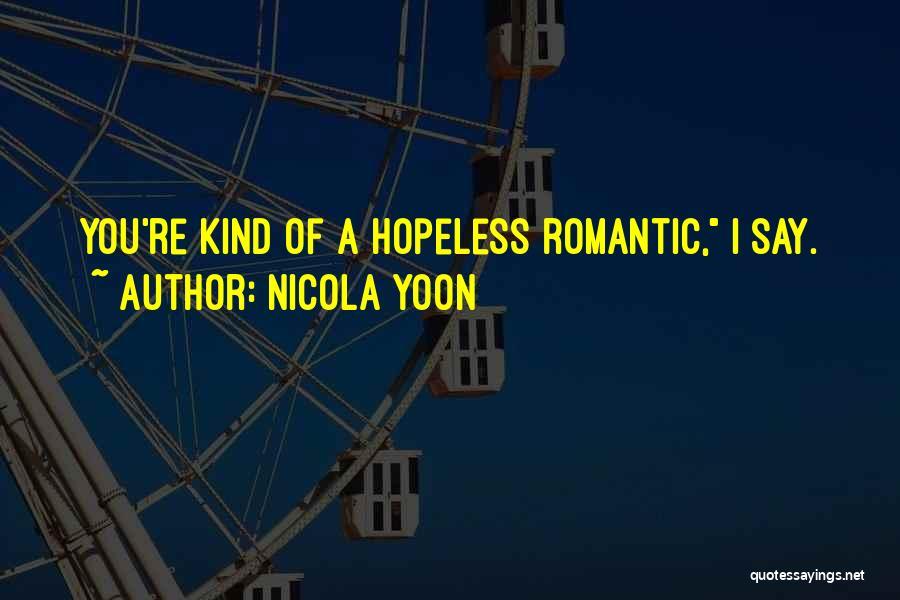 Nicola Yoon Quotes 1482520