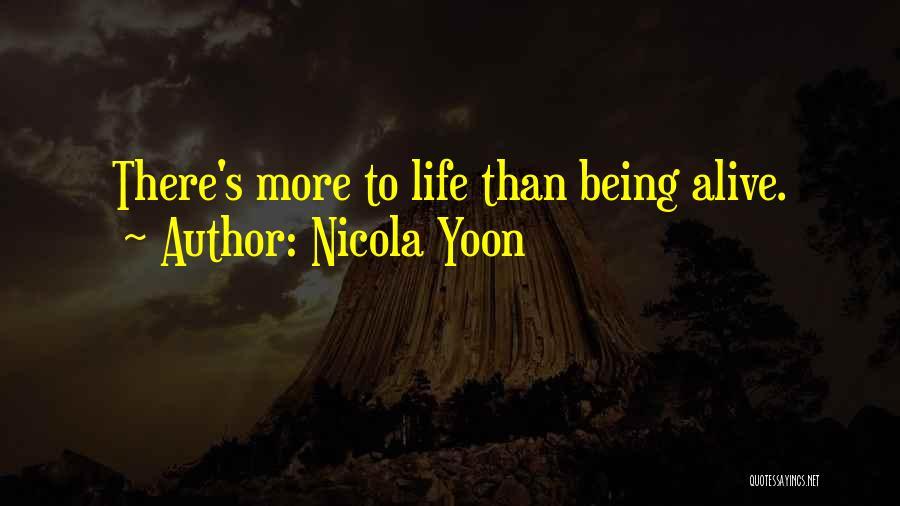 Nicola Yoon Quotes 1487730