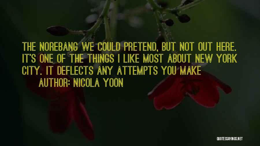 Nicola Yoon Quotes 1493368