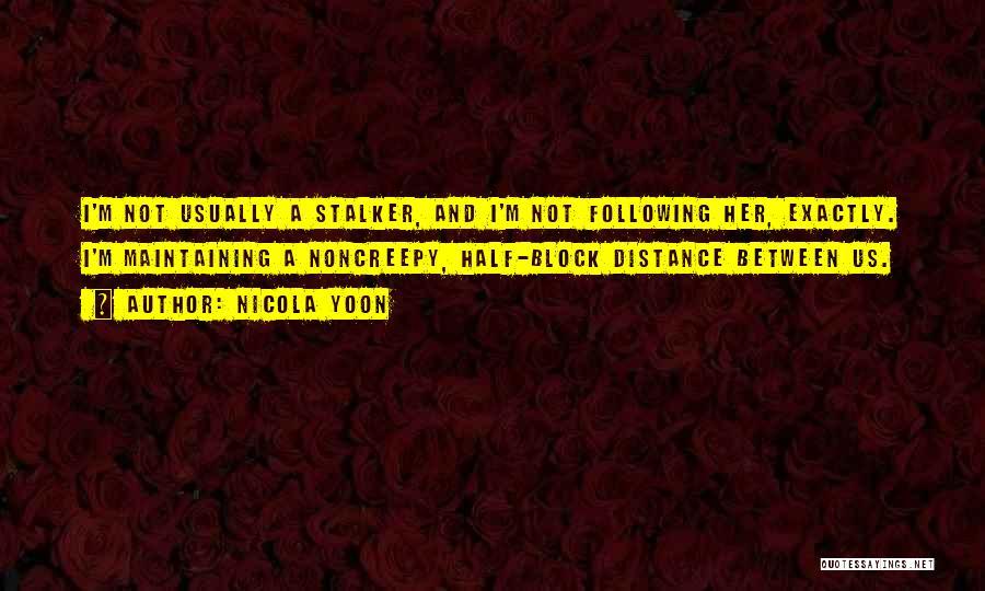 Nicola Yoon Quotes 1597382