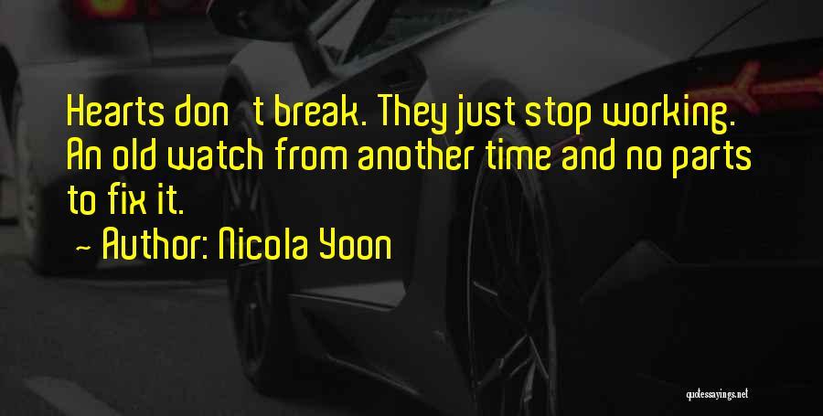 Nicola Yoon Quotes 1746534