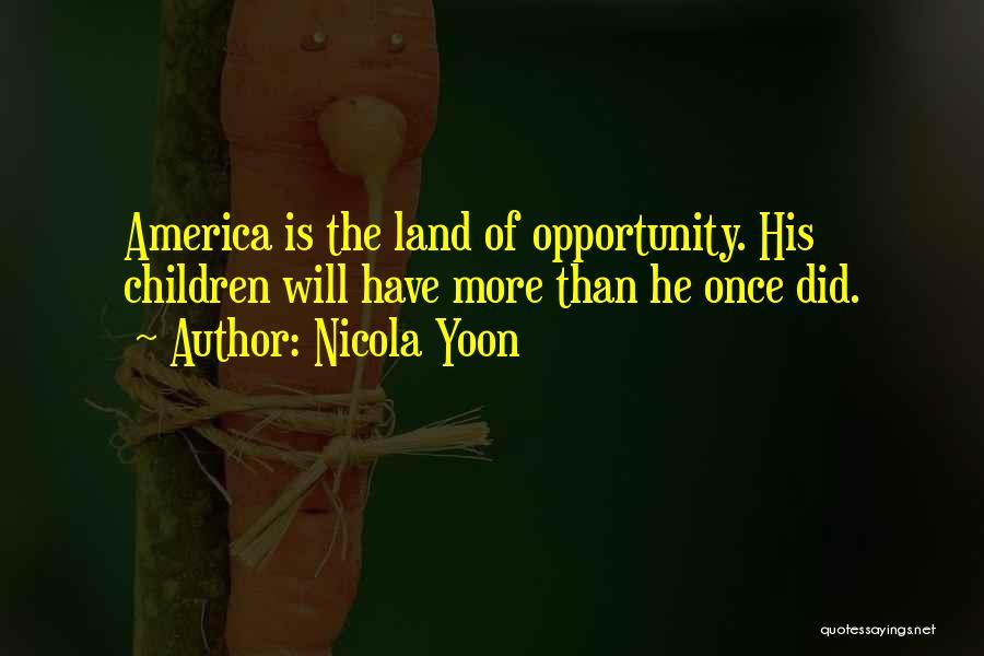 Nicola Yoon Quotes 1806224