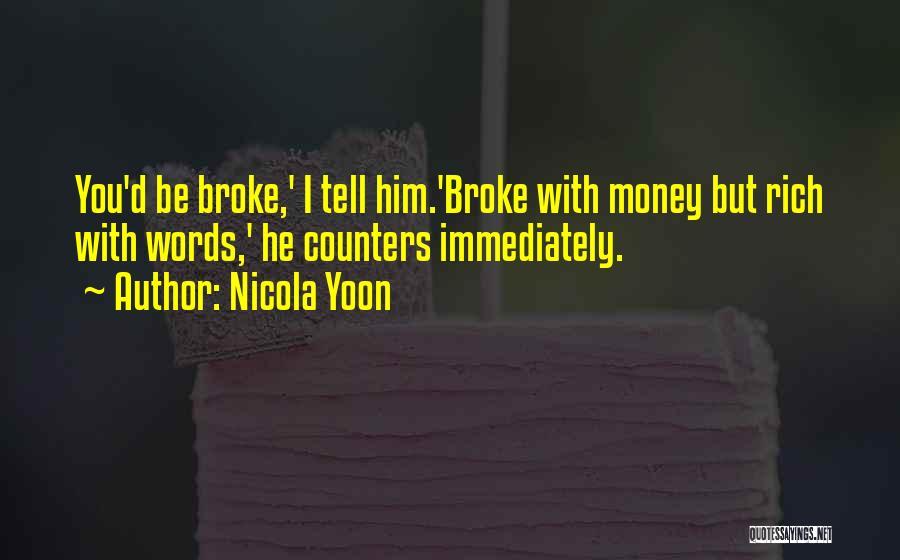 Nicola Yoon Quotes 1873104