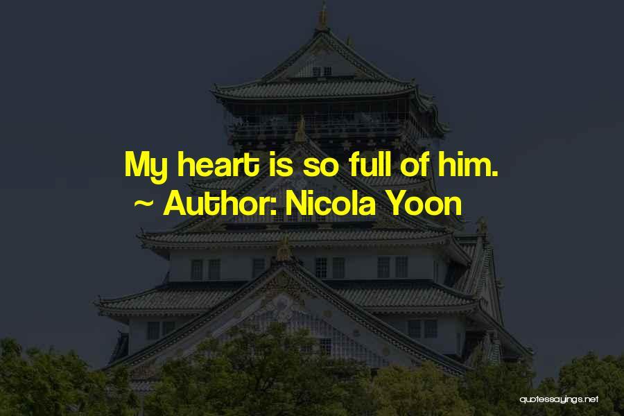 Nicola Yoon Quotes 1972506