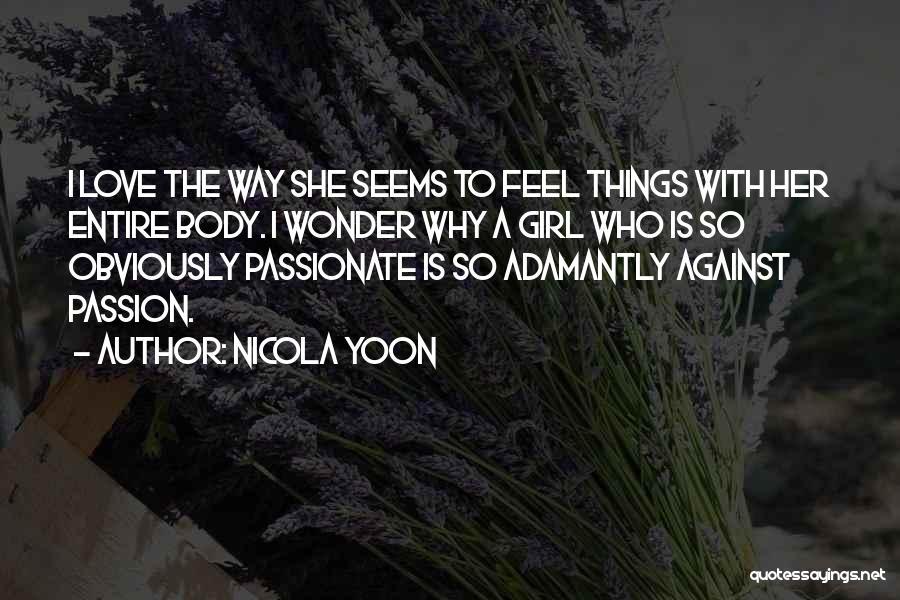 Nicola Yoon Quotes 2105605