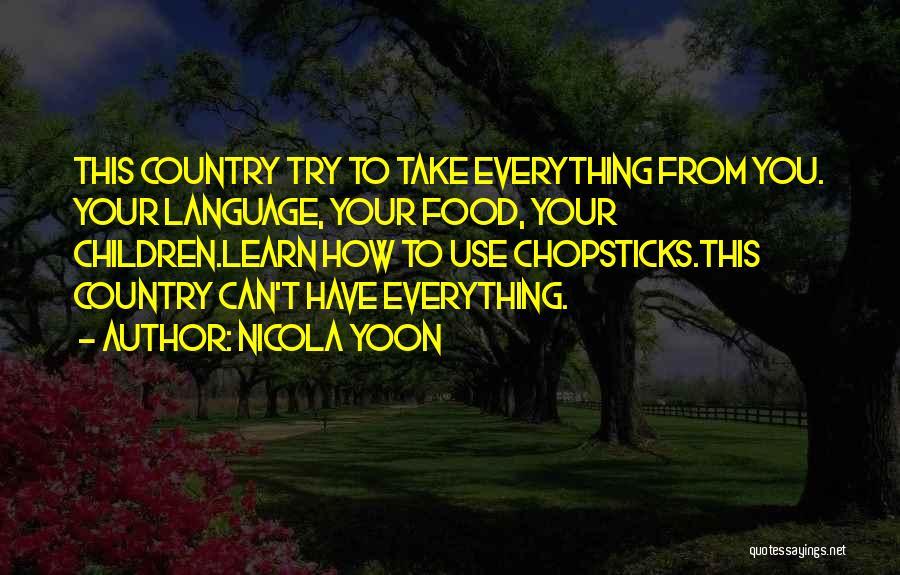 Nicola Yoon Quotes 2126890