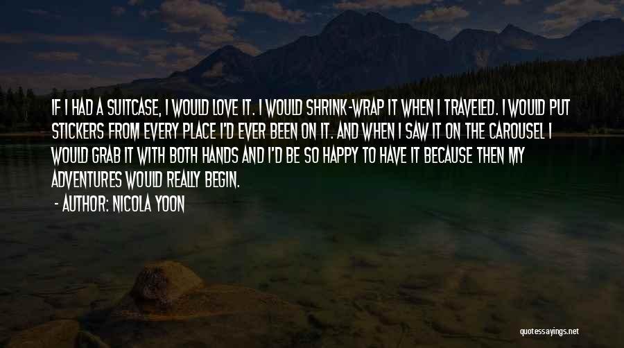 Nicola Yoon Quotes 222989