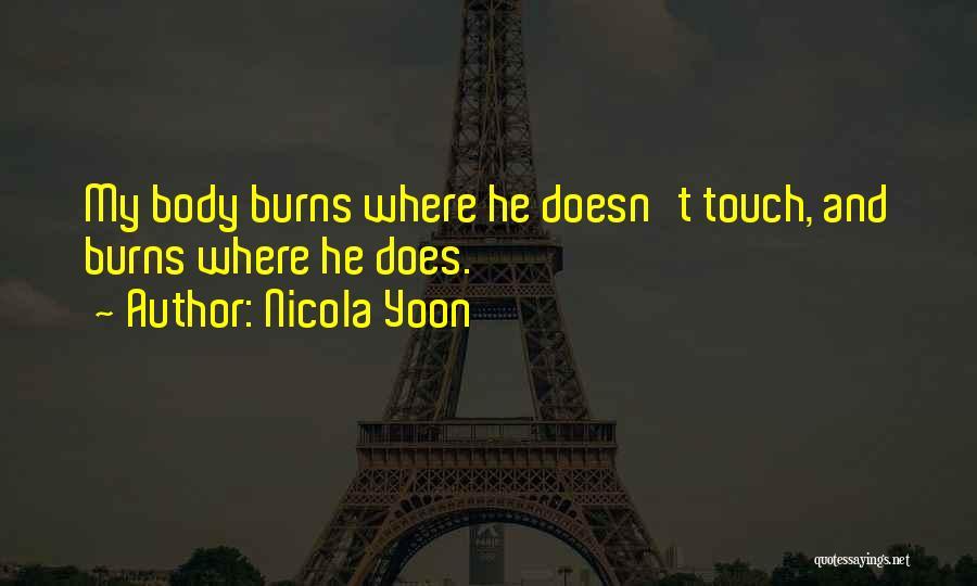 Nicola Yoon Quotes 2249206