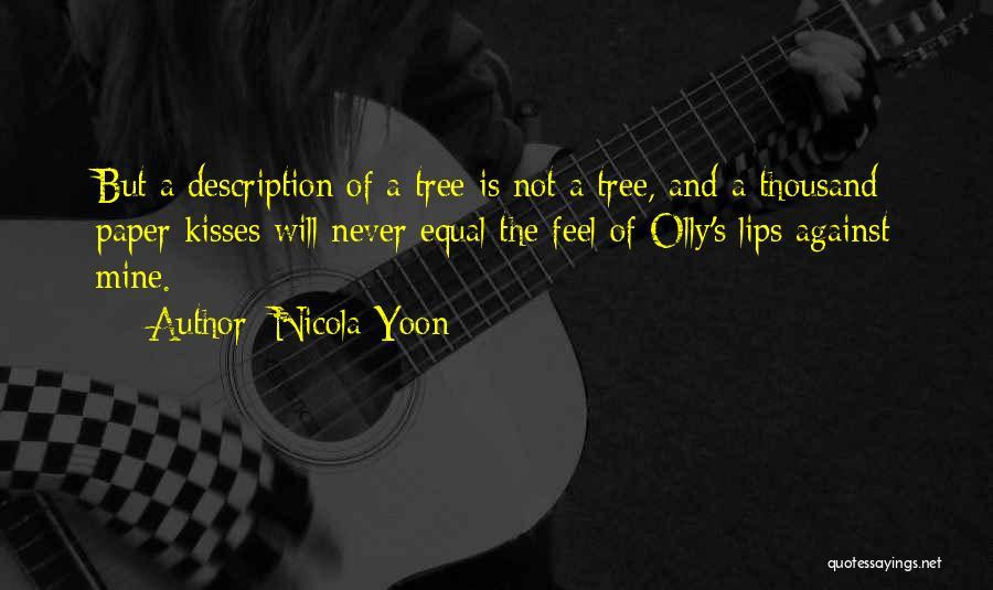 Nicola Yoon Quotes 2262222