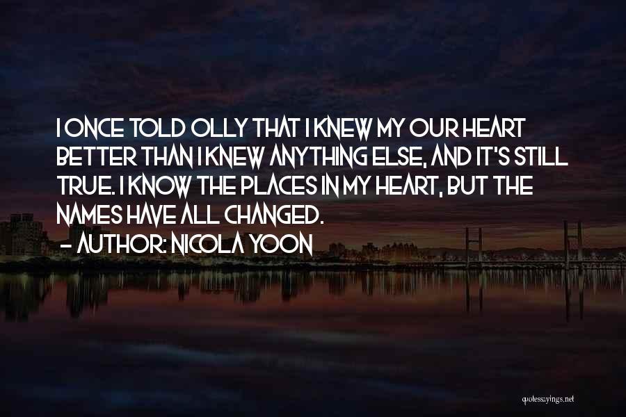 Nicola Yoon Quotes 296349