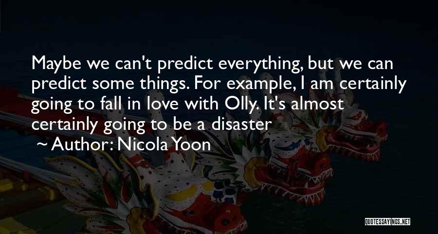 Nicola Yoon Quotes 304869