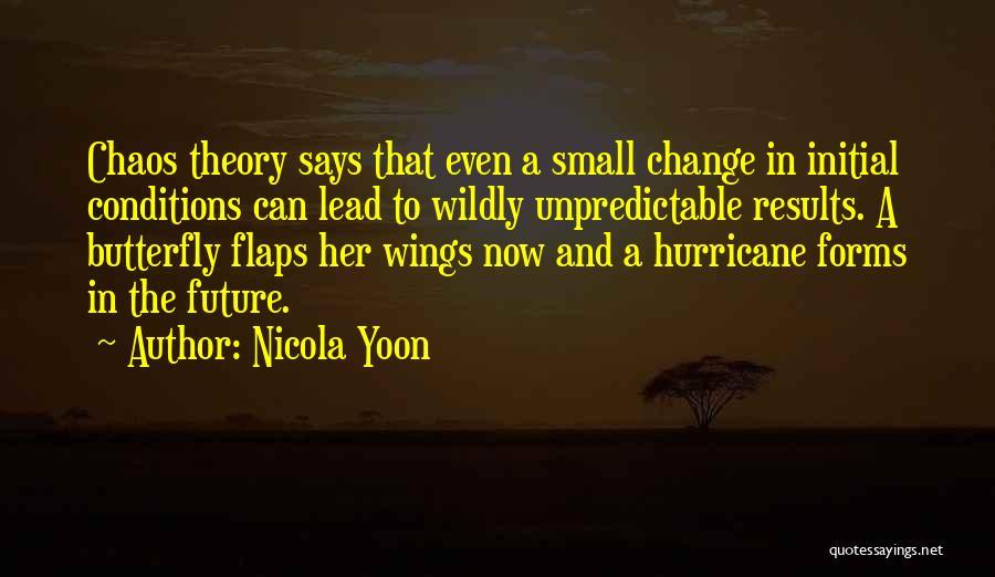 Nicola Yoon Quotes 401918