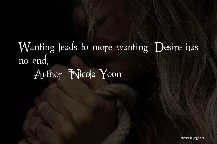 Nicola Yoon Quotes 402827