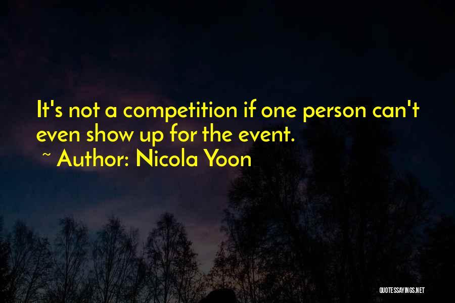 Nicola Yoon Quotes 461612
