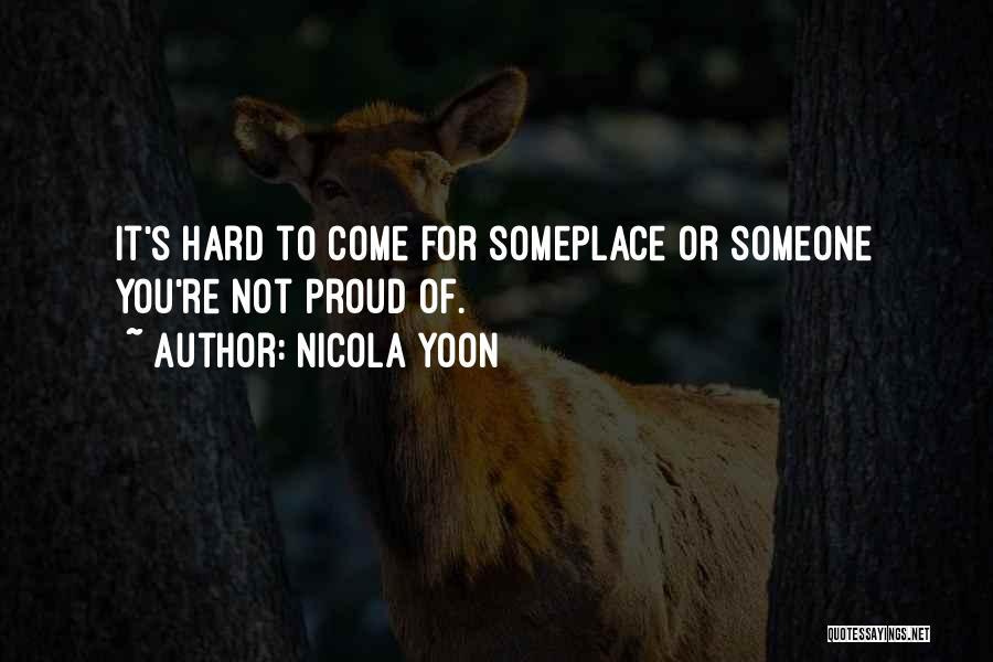 Nicola Yoon Quotes 463209